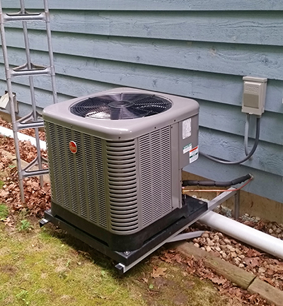 Air Conditioner Not Cooling >> Air Conditioning Installation Dignified Heating Cooling